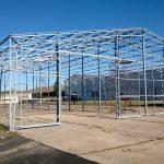 fermy iz metallokonstrukcij 150x150 Промышленные металлоконструкции