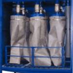 meshochnye filtry dlja obezvozhivanija osadka 2 150x150 Мешочные фильтры для обезвоживания осадка