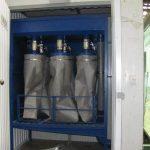 meshochnye filtry dlja obezvozhivanija osadka 4 150x150 Мешочные фильтры для обезвоживания осадка