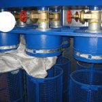 meshochnye filtry dlja obezvozhivanija osadka 6 150x150 Мешочные фильтры для обезвоживания осадка