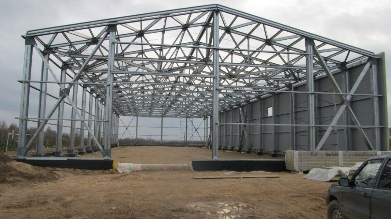 metallokonstrukcii fermy 6 Металлоконструкции фермы
