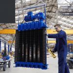 kanalizacionnye drobilki 7 150x150 Барабанные решётки