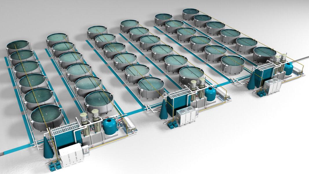 sistema biofiltracii Система биофильтрации