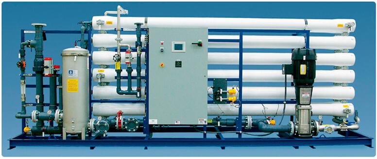 ustanovki filtracii i predpodgotovki 2 Озонаторы и хлотаторы