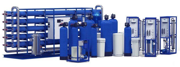 ustanovki filtracii i predpodgotovki 4 Озонаторы и хлотаторы