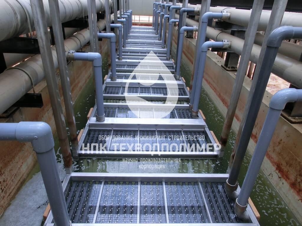 Станции биологической очистки на основе мембранных биореакторов