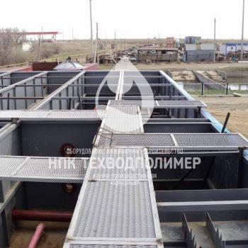 Станции очистки хоз-бытовых стоков Емкостного и блочно-модульного типа